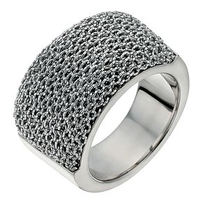 Adami Martucci mesh ring medium - Product number 1381660