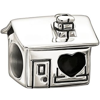 Chamilia Sterling Silver Home Is Where The Heart Is Bead - Product number 1396773