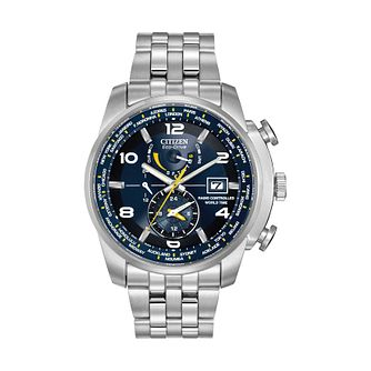 Citizen Eco-Drive Men's Chronograph Bracelet Watch - Product number 1402501