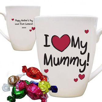 Personalised I Heart My Mug - Product number 1434586