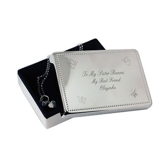 Engraved Rectangular Trinket Box - Product number 1438751