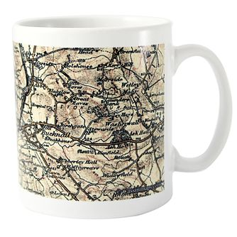 1896 - 1904 Revised New Map Mug - Product number 1439626