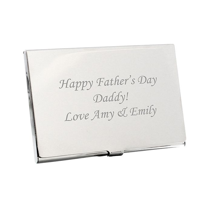 Engraved Card Holder - Product number 1439634
