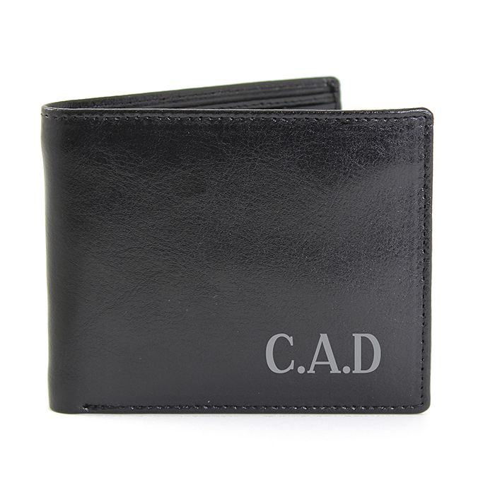 Personalised Wallet With Initials - Product number 1440616