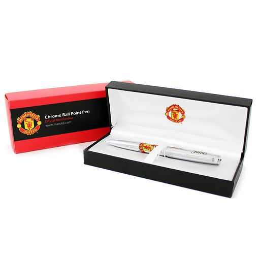 Engraved Manchester United Pen - Product number 1440896