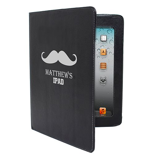 Personalised iPad Moustache Case - Product number 1440985