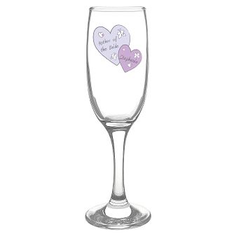 Personalised Hearts And Hats Butterfly Flute - Product number 1441299