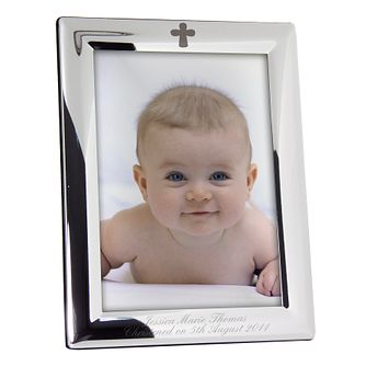 Engraved Elegant Cross Frame - Product number 1444441
