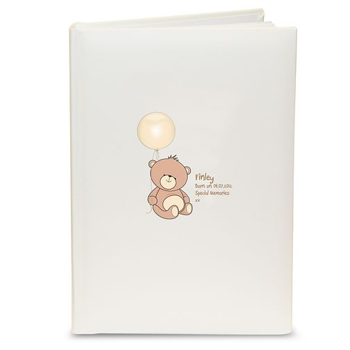 Personalised Teddy Photograph Album - Product number 1445723