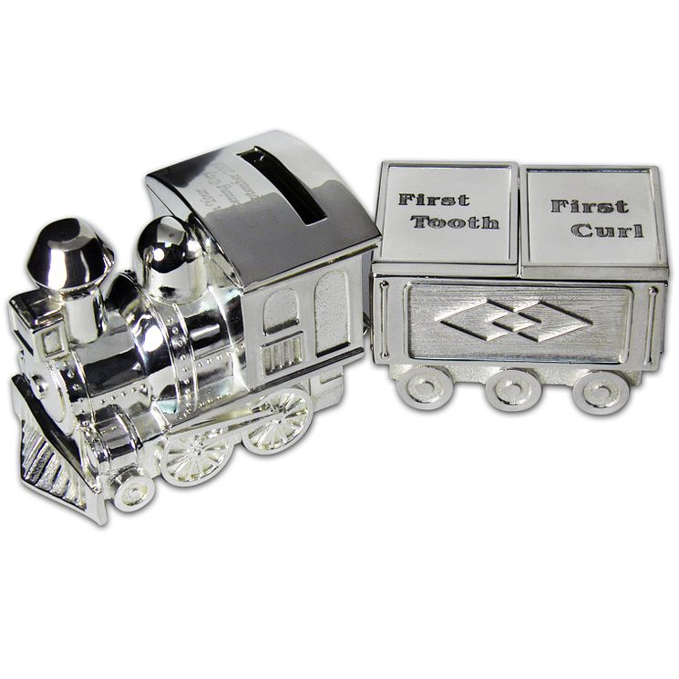 Engraved Train Tooth And Curl Set - Product number 1445820