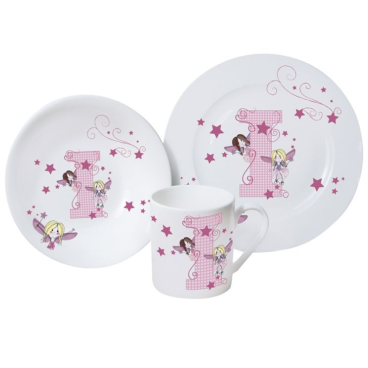 Personalised Fairy Letter Breakfast Set - Product number 1445898