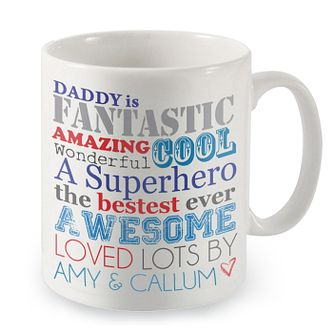 Personalised He Is Mug - Product number 1448366