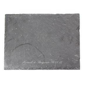 Engraved Slate Board - Product number 1450239