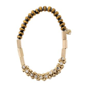 Martine Wester Stargazer Crystal Beaded Stretch Bracelet - Product number 1592653