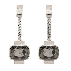Martine Wester Moonlight Geometric Square Drop Earrings - Product number 1592912