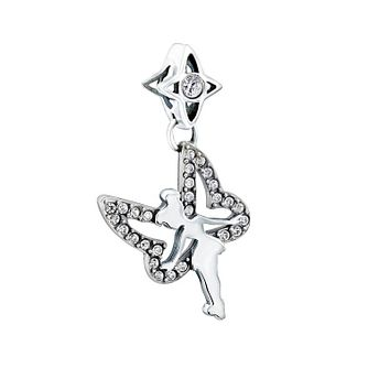 Chamilia Sterling Silver Crystal Disney Tinkerbell Charm - Product number 1599720
