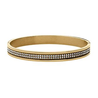 Dyrberg Kern Crystal Bangle - Product number 1604554
