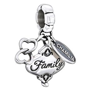 Chamilia sterling silver Her Gift Of Family bead - Product number 1604953