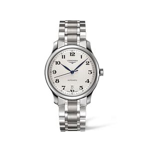 Longines Master Collection men's bracelet watch - Product number 1607782