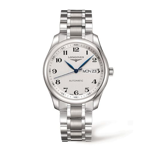 Longines Master Collection Men's Bracelet Watch - Product number 1607820