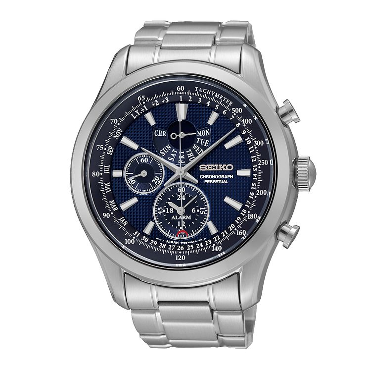 Seiko Conceptual Men's Stainless Steel Bracelet Watch - Product number 1637738