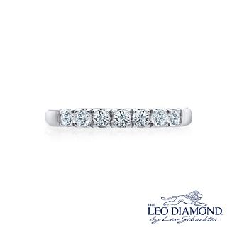 Leo Diamond 18ct white gold 1/3ct I-I1 eternity ring - Product number 1660403