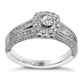 Neil Lane 14ct white gold 0.70ct diamond ring - Product number 1691473