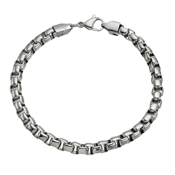 Stainless Steel Chain Bracelet - Product number 1702548
