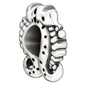 Chamilia sterling silver 'Seahorsing Around' bead - Product number 1750976