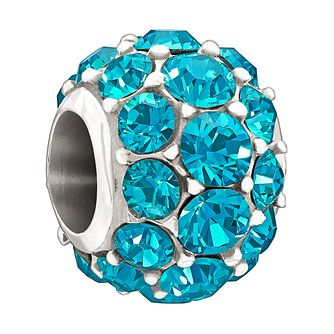 Chamilia With Blue Swarovski Crystal Splendour Bead - Product number 1947753