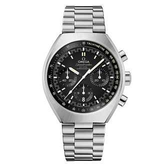 Omega Speedmaster Mark II men's steel bracelet watch - Product number 1954482