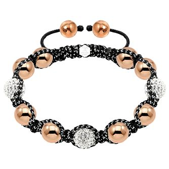 Tresor Paris Orion Renaissance 18ct rose gold plate bracelet - Product number 1955659
