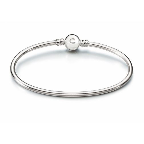 Chamilia Sterling Silver Brilliance Small 6.7in Bangle - Product number 1962426