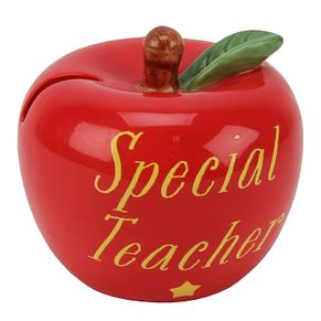 Apple 'Special Teacher' Money Box - Product number 1999524