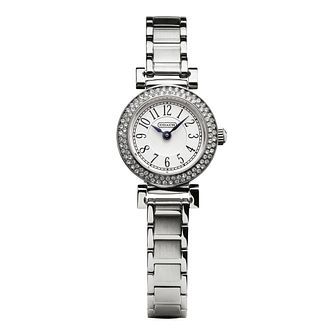 Coach Madison ladies' stainless steel bracelet watch - Product number 2000881