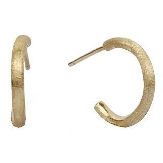 Marco Bicego Delicati 18ct gold hoop earrings - Product number 2009757