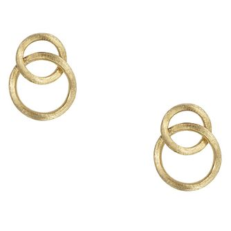 Marco Bicego Delicati 18ct gold stud earrings - Product number 2009765