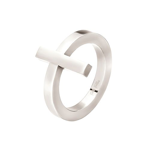 Folli Follie Carma silver-plated ring size N - Product number 2015234