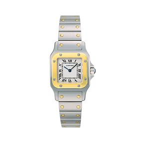 Cartier Santos de Cartier Galbee ladies' bracelet watch - Product number 2020394