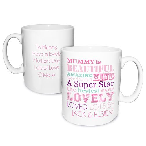 Personalised She Is Design Mug - Product number 2032694