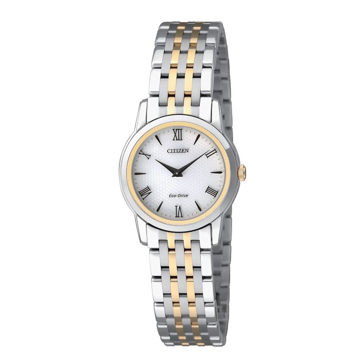 Citizen Eco-Drive Ladies' Stainless Steel Bracelet Watch - Product number 2039923