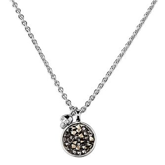Dyrberg Kern Diriana Stainless Steel Grey Crystal Pendant - Product number 2048949