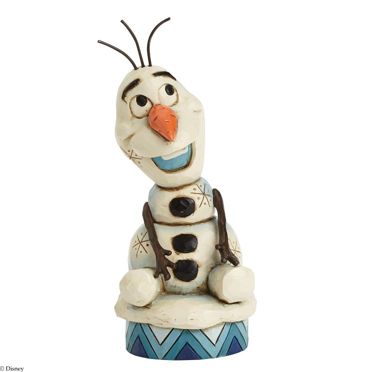 Disney Traditions Frozen Silly Snowman - Product number 2049910