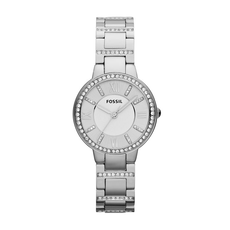 Fossil Virginia ladies' stainless steel bracelet watch - Product number 2051850