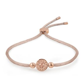 Radley Rose Gold & Mink Bracelet - Product number 2080044