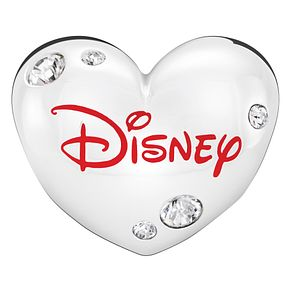 Chamilia Disney Be Mine Heart Charm with Swarovski Crystal - Product number 2146177