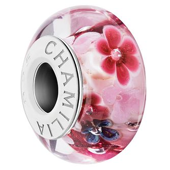 Chamilia Garden Bouquet Murano Glass Charm - Product number 2147165
