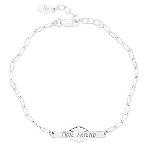 Chamilia Sterling Silver True Friend ID Bracelet - Product number 2147351