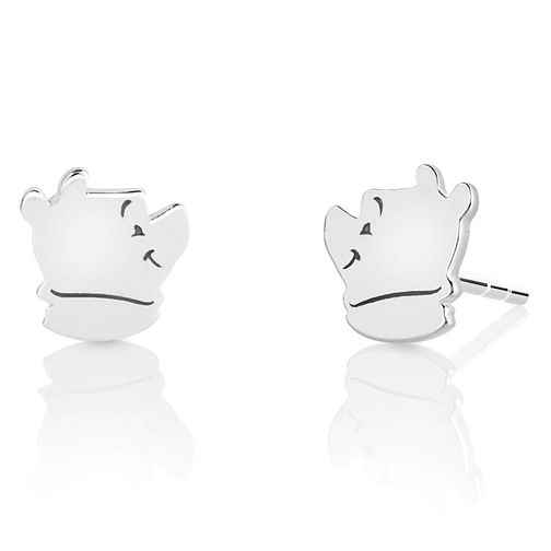 Chamilia Disney Sterling Silver Winnie the Pooh Earrings - Product number 2148048