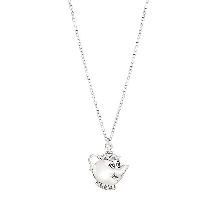Chamilia Disney Beauty and the Beast Mrs Potts Necklace - Product number 2148145